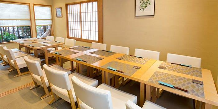 記念日におすすめのレストラン・志木葉 ~懐石よしひと~の写真1