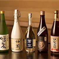 神秘的なロマンと良質な水、肥沃な土壌が生む京都の酒とともにお楽しみください