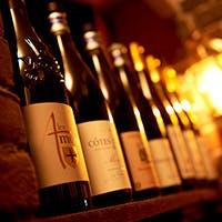 日本ソムリエ協会認定の料理長自ら厳選する、クオリティー・ワイン