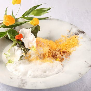 【Special Meilleur Avenir】豪華高級食材を使用したスペシャルメニュー