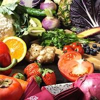 農家直産の有機野菜