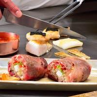 料理長:古賀 尚徳  食材に対し丁寧な焼き方をモットーとしている