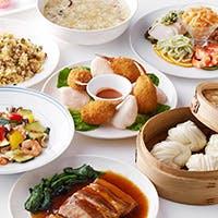 美しい彩りの本格的な中国料理