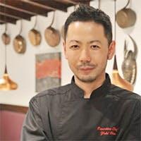 大田勇樹シェフが作る季節をうつしだす本場イタリアのお料理を心ゆくまでお愉しみください