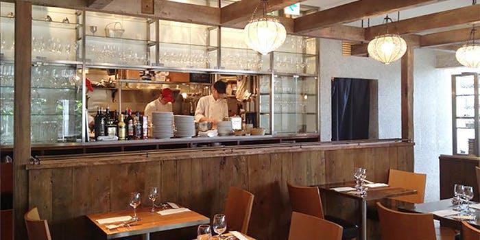 記念日におすすめのレストラン・ISOLA SMERALDAの写真1
