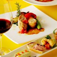 モダンビストロ料理とお酒を愉しむ、Dinner & Bar Time