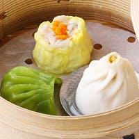 """本格派点心&中国料理をリーズナブルに楽しめる、ランチ限定""""飲茶バイキング"""""""