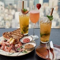 Rooftop Bar・ the SUSHI/アンダーズ 東京