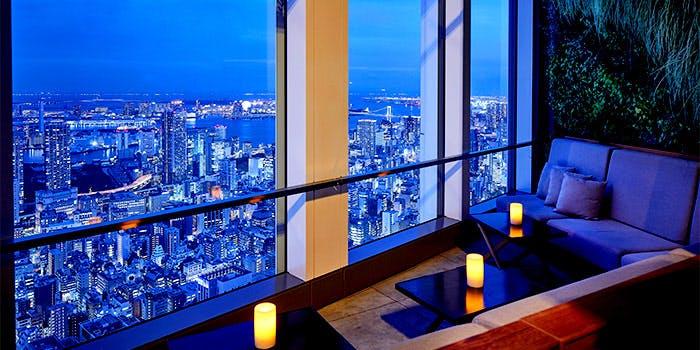 記念日におすすめのレストラン・Rooftop Bar・ the SUSHI/アンダーズ 東京の写真2