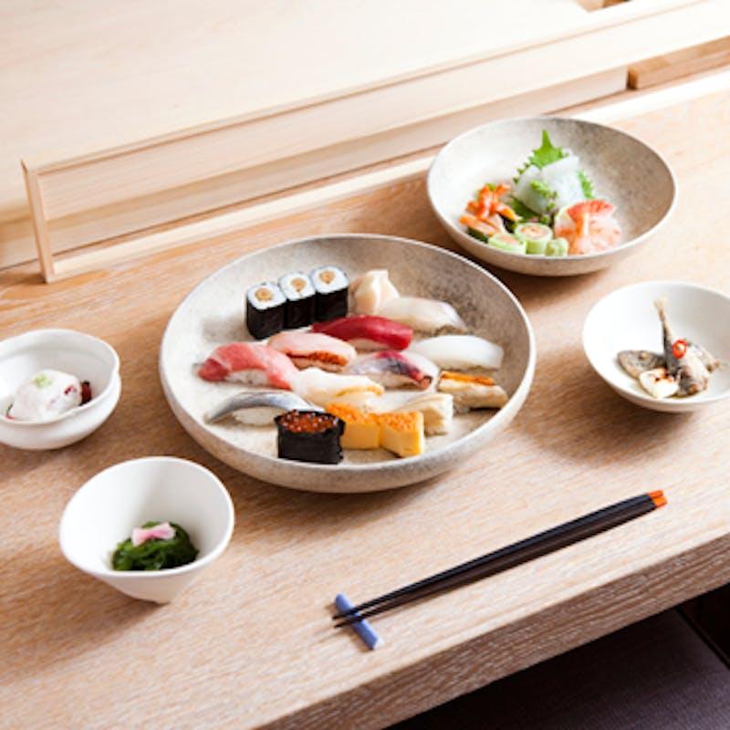 寿司おまかせコース<塔の月>