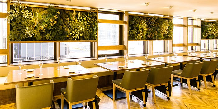 オーガニック野菜 × バルkitchen kampo's