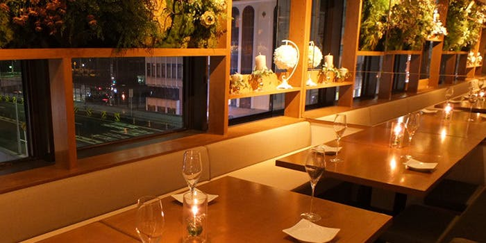 記念日におすすめのレストラン・オーガニック野菜 × バルkitchen kampo'sの写真1