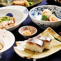 季節の素材と日々真剣に向き合う料理人が、旬の味を最大限に引き出した逸品を提供