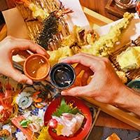 個性豊かな日本酒の魅力を引き立て合う、こだわりの創作和食