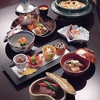 旬の食材を本物の技術で食する日本料理