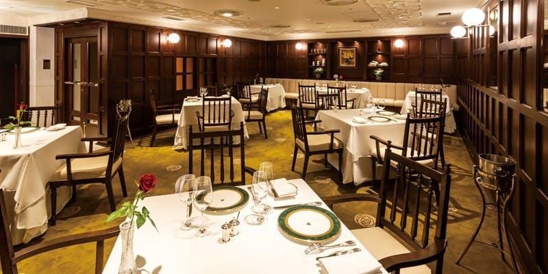 記念日におすすめのレストラン・フレンチレストラン ラヴィ/山の上ホテルの写真1