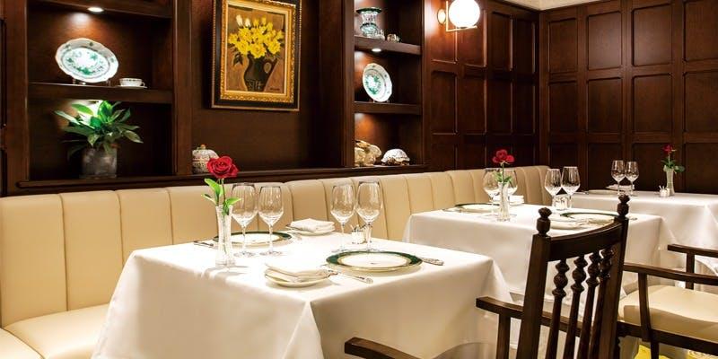 記念日におすすめのレストラン・フレンチレストラン ラヴィ/山の上ホテルの写真2