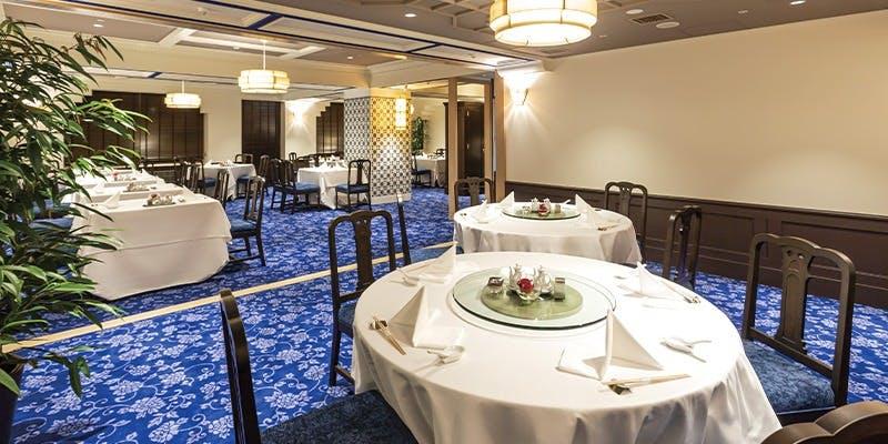 記念日におすすめのレストラン・新北京/山の上ホテルの写真2