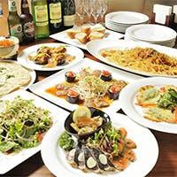 60品目食べ放題 旬の和洋創作惣菜と手造りビールが奏でる食のハーモニー