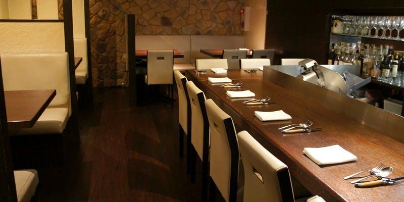 記念日におすすめのレストラン・OSTERIA OLIERAの写真1