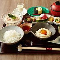 京都の厳選大豆を使ったゆばをはじめ、京都の食材を堪能できます