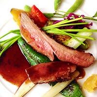 伊仏日と様々な技法を駆使し、厳選食材を最高の一皿に昇華