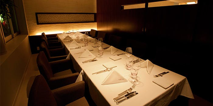記念日におすすめのレストラン・RISTORANTE PEGASOの写真2