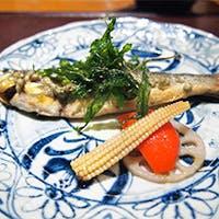 伝統と斬新さを織り込んだ日本料理