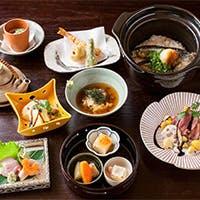 七谷赤地鶏や京野菜をはじめ、京を愉しむ優しい和食