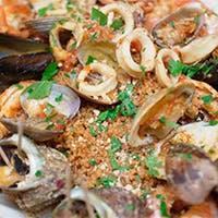 大分から直送の食材 豪快でいて繊細なイタリア郷土料理