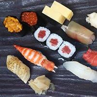 手間を惜しまず丁寧な仕事を施された極上の寿司