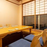 赤坂でのご接待に相応しい上質な個室