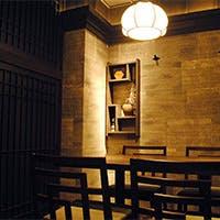 カウンターや半個室も完備し様々な用途に対応