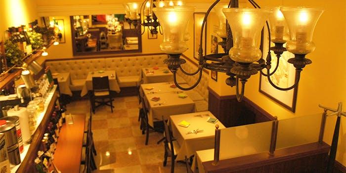 記念日におすすめのレストラン・LE FRECCEの写真1