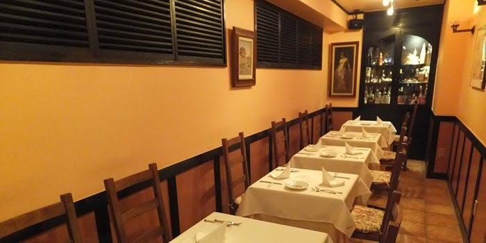 記念日におすすめのレストラン・LA COMETAの写真1