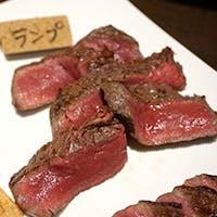 国産黒毛和牛の熟成肉ステーキ