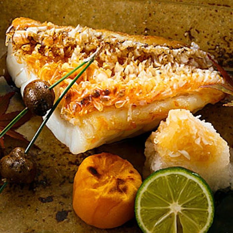 【懐石コース】前菜、お造り、焼き物など全7品