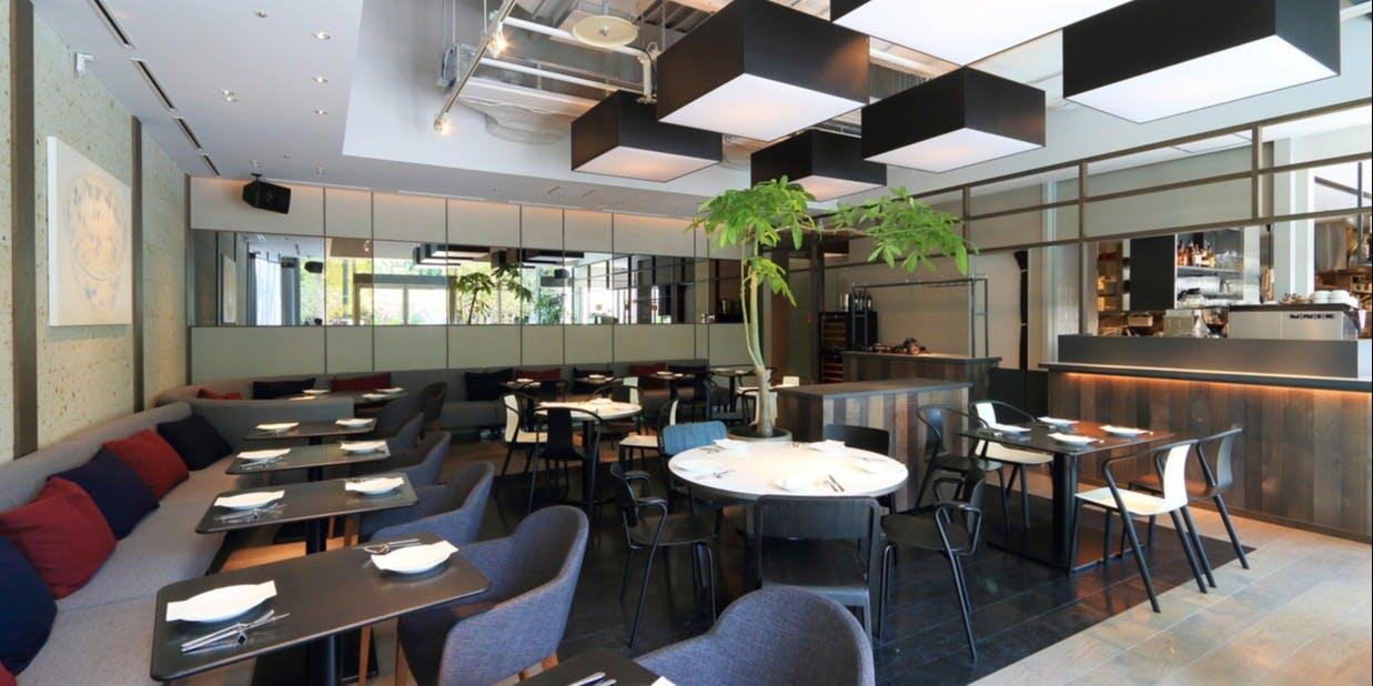 記念日におすすめのレストラン・GARB CENTRALの写真1