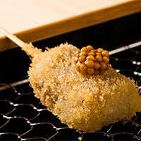 天ぷら・串揚げを少量多種で提供 食通が一番満足できるスタイル
