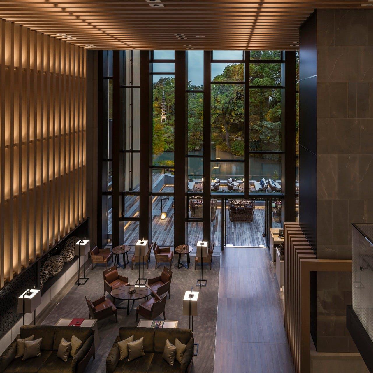 雅やかな京都の美意識とモダンな感性が融和する空間