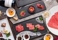 肉牛寿司×しゃぶ焼肉2+9(にたすきゅう)