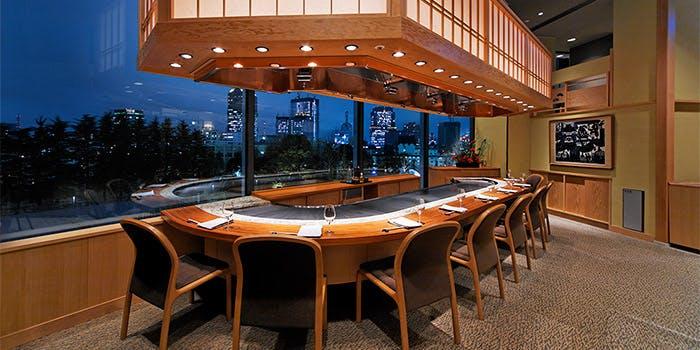 記念日におすすめのレストラン・喜扇亭 東京ミッドタウン店の写真1