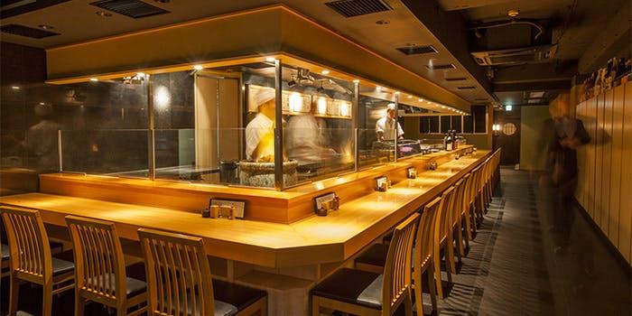 記念日におすすめのレストラン・赤坂 金舌の写真1