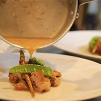契約農家から仕入れた新鮮野菜と、丁寧に作った自家製食材を使用した多彩なイタリアン