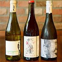 ワイン通も喜ぶセンス抜群のメニューリスト
