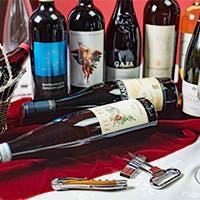 お好みに合わせて提案するセレクトワイン 軽すぎず重すぎない確かなサーヴィス