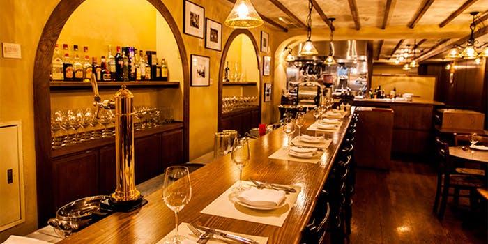 記念日におすすめのレストラン・トラットリア・ブリッコラの写真1