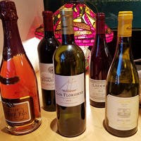 鉄板焼&懐石料理&豊富なワインのトリプルマリアージュ