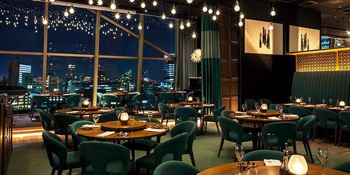 記念日におすすめのレストラン・CROSS TOKYOの写真1