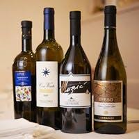 お料理に合わせたイタリアワイン